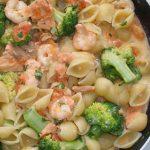 Broccoli And Salmon Pasta