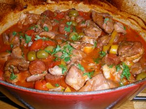 Winter Chicken Casserole - Hunter's Stew