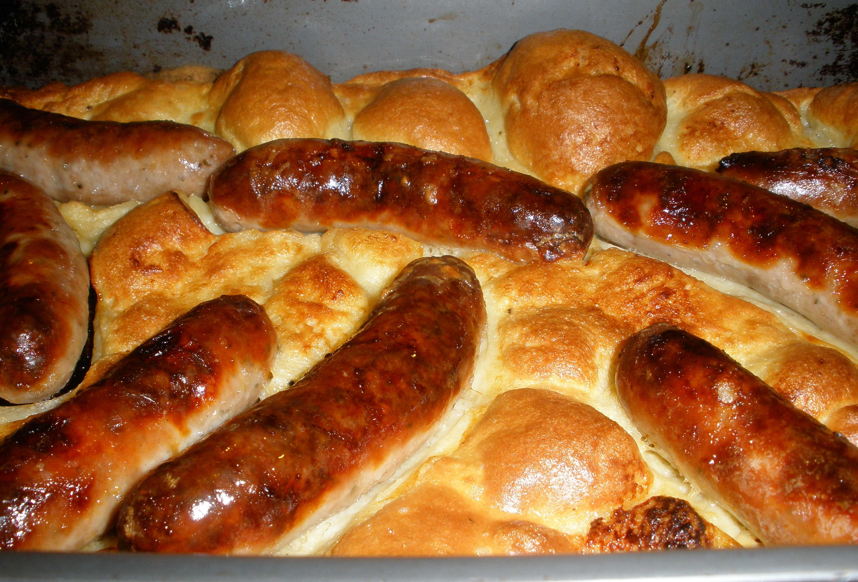 Toad in the Hole | Dinner at Home