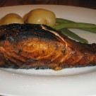 Tasty Blackened Salmon