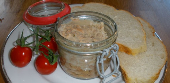 Rustic Pork Rillettes